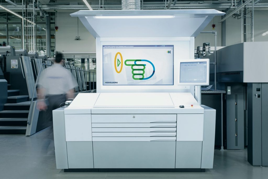 A Day in the Life: Prinect Prepress Demonstrator