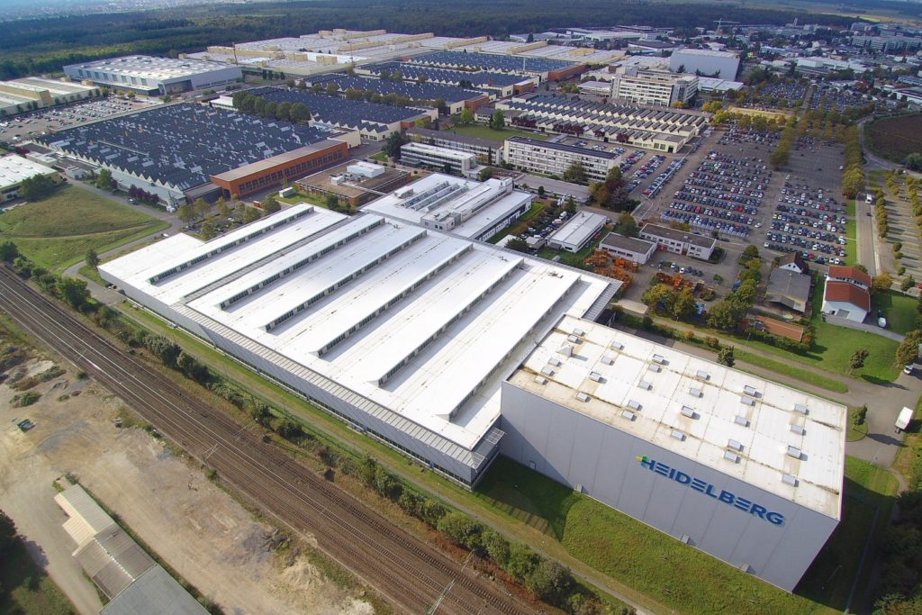The company's Wiesloch-Walldorf site will be home to the world's most state-of-the-art research facility for the printing industry.