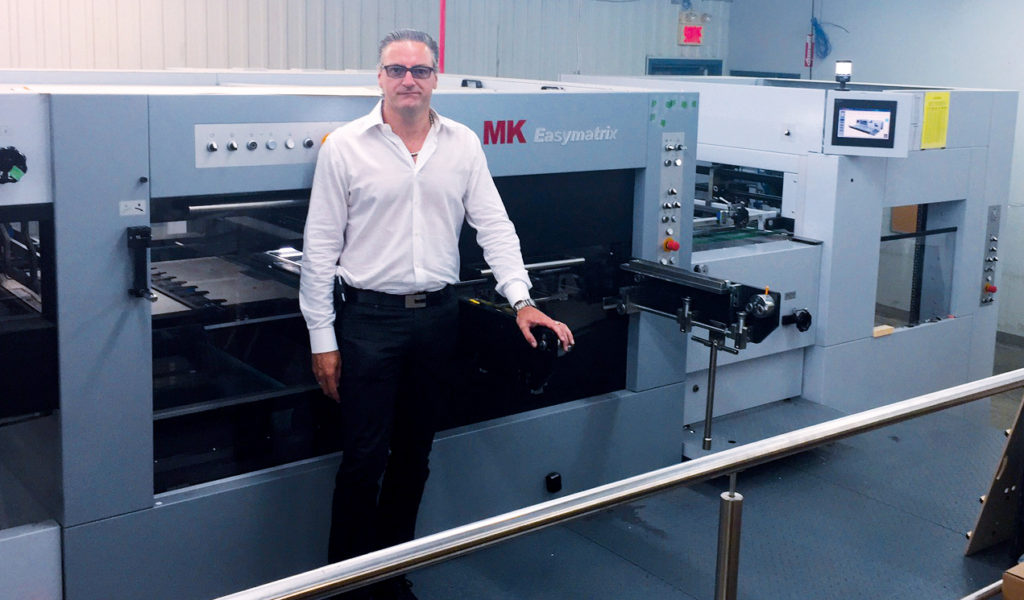 Graphiscan Montréal Increases Overall Margin and Grows Packaging Department with New Heidelberg Postpress