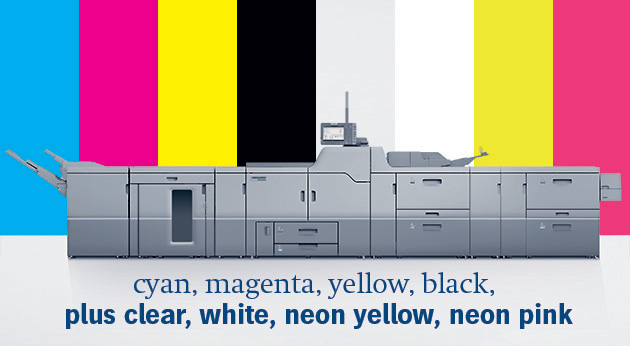 [VIDEO] Add Extra Value With Your Digital Print Jobs With CMYK+ On The Versafire CV
