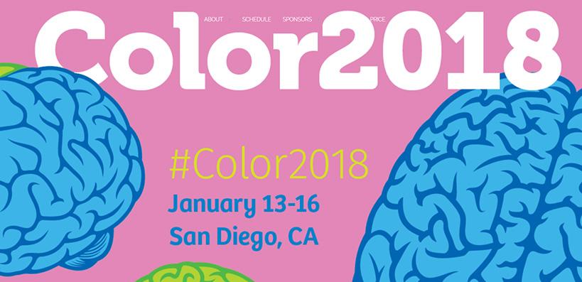 color 2018 logo