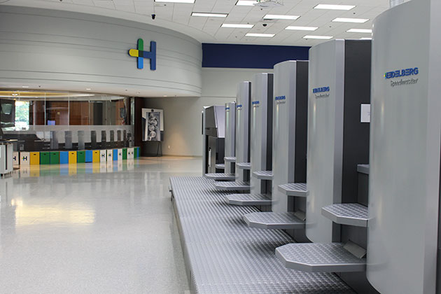 Print Media Center