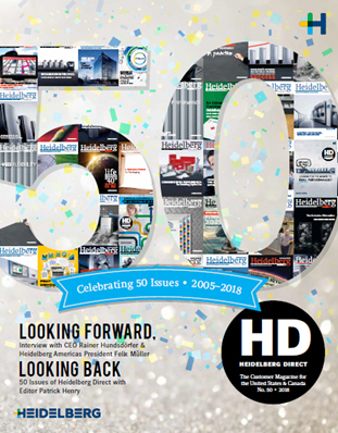Click To Read - Heidelberg Direct Volume 50