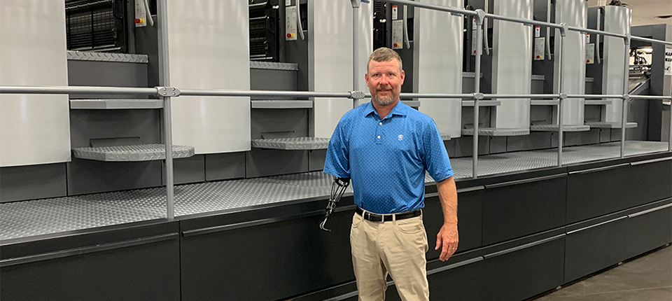 Adams Litho Offers Complete In-House Commercial and Packaging Solutions with Heidelberg Technology