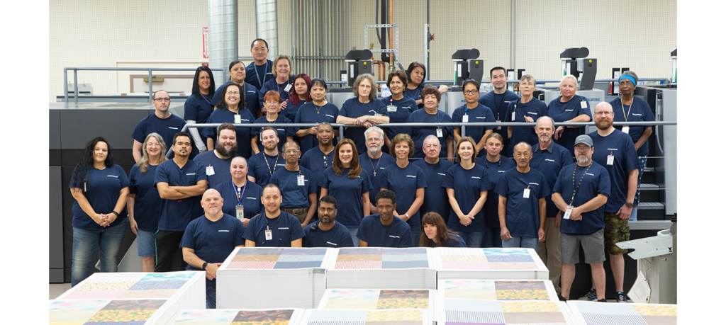 Hobby Lobby Increases Overall Equipment Effectiveness by Over 30% with Heidelberg's Speedmaster XL 106 and Heidelberg Assistant
