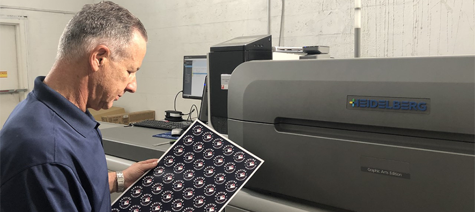 Tags & Labels Printing Finds Perfect Digital Packaging Solution with Heidelberg's Versafire EP