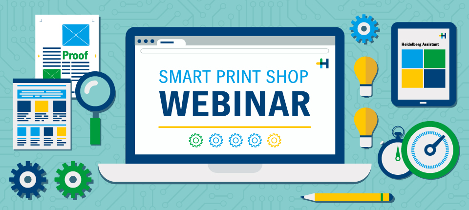 Interested in learning how to build a Smart Print Shop? Listen to our Free On-Demand Webinar!