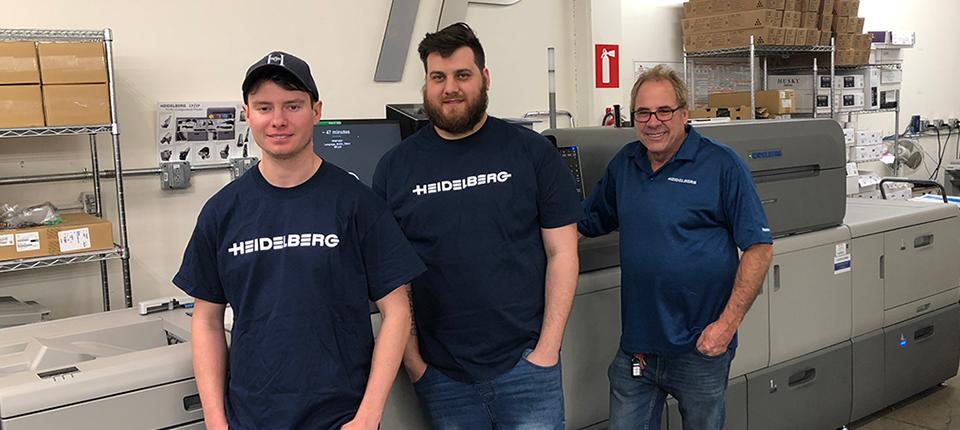 Printers' Impact: Time Printing Solutions Provider Produces Sanitation Signage During Coronavirus Pandemic