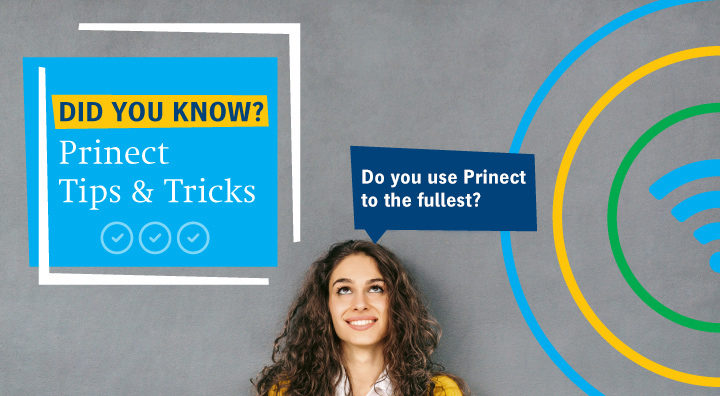 Do you use Prinect to the fullest? (Part 1 – Connecting to Several Systems and Naming the Output File)