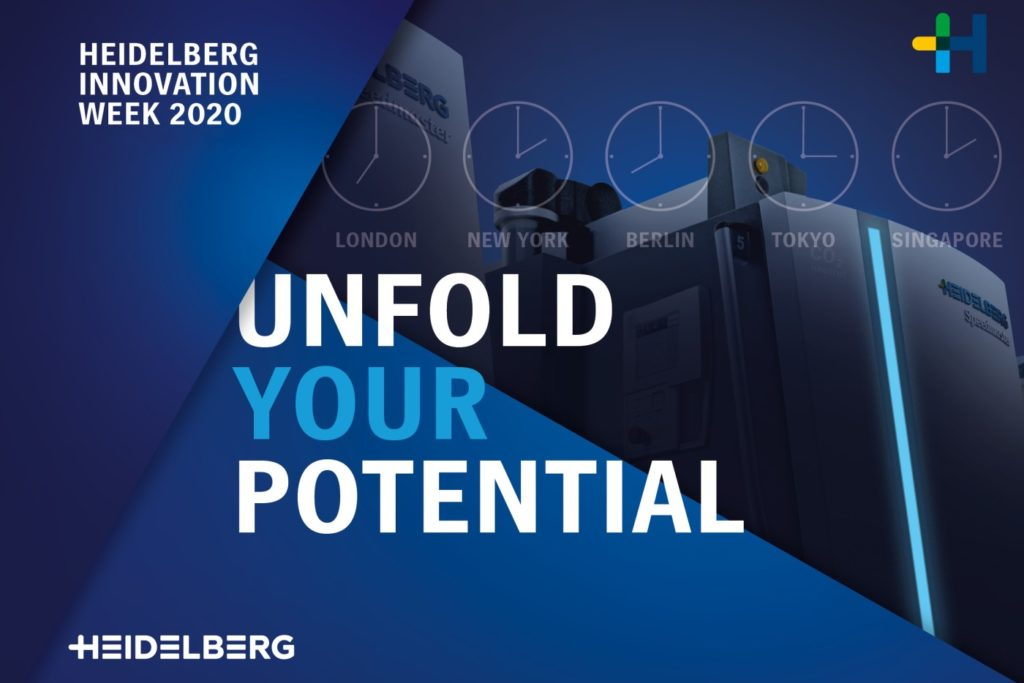 High level of customer interest at Innovation Week – Heidelberg offers a positive assessment
