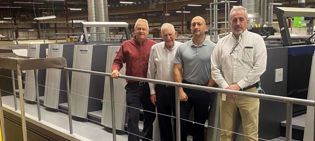 McLean Packaging Installs First Heidelberg Speedmaster at Moorestown Folding Carton Facility