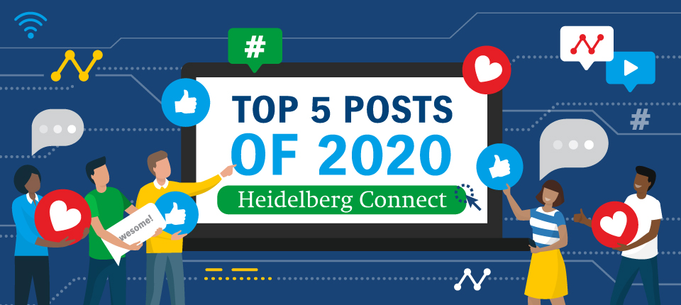 Check Out Our Top 5 Posts From 2020