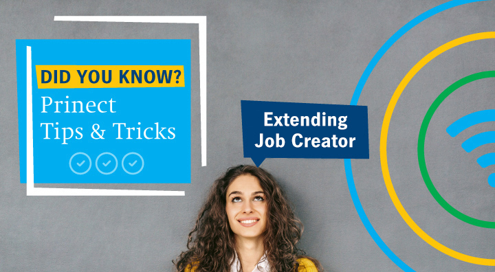 """""""Did You Know"""" – Extending Job Creator"""