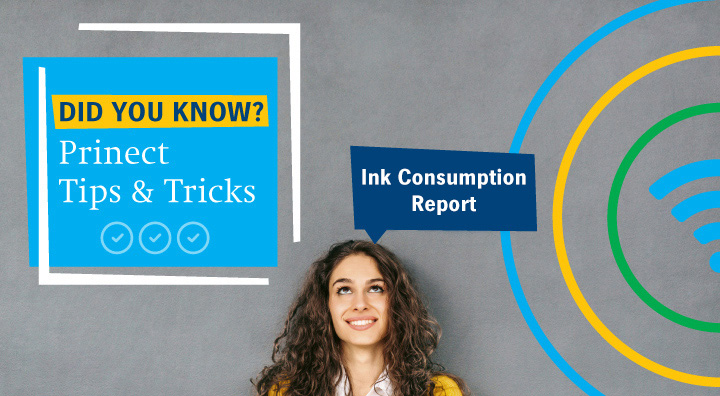 """Did You Know"" – Generating Ink Consumption Reports"