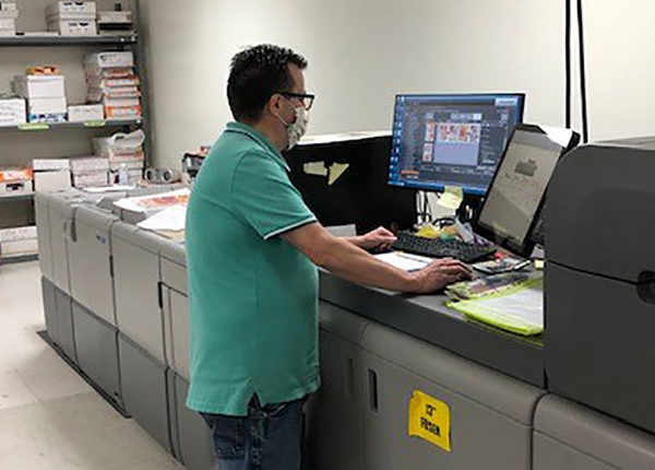Starline Printing Boosts Efficiency for Web-to-Print Business with Versafire EP from Heidelberg